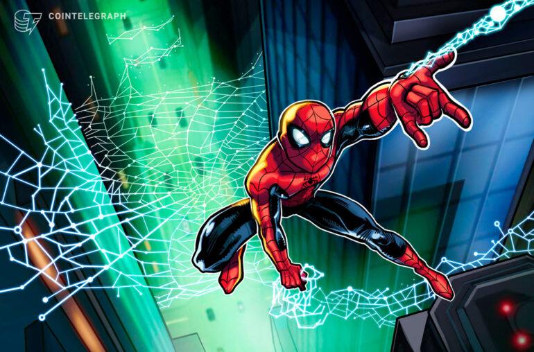 Spiderman NFT se vende por 12,75 ETH mientras los artistas de cómics de Marvel aterrizan en Ethereum