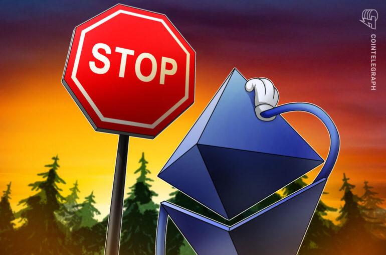 La breve pausa de Binance de los retiros de Ethereum deja a la comunidad perpleja