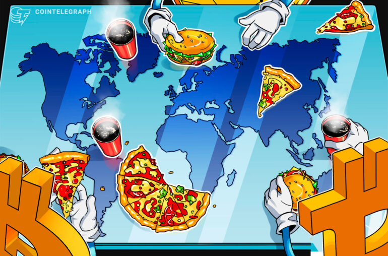 Bitcoin pizza de nuevo: el conductor de la entrega cobra una propina de $ 400 BTC