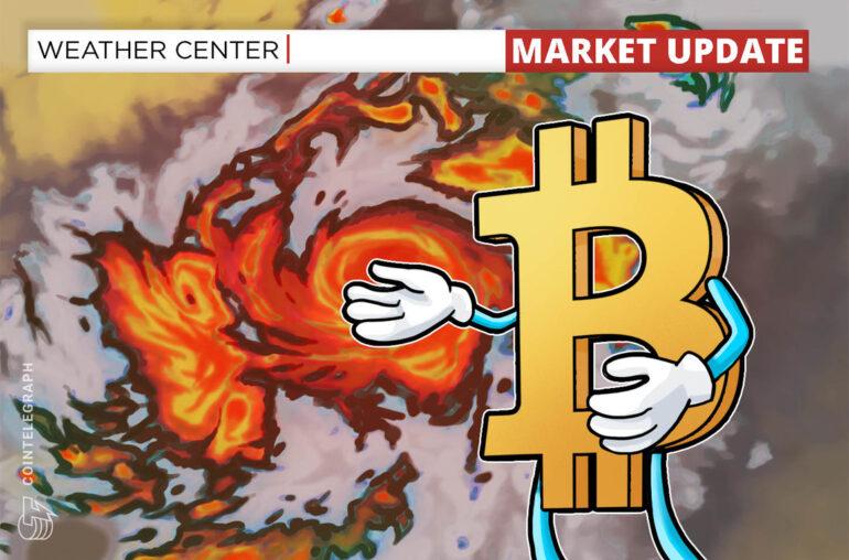 Bitcoin imprime la vela por hora más grande de la historia después de que BTC se recupere con fuerza a $ 54K