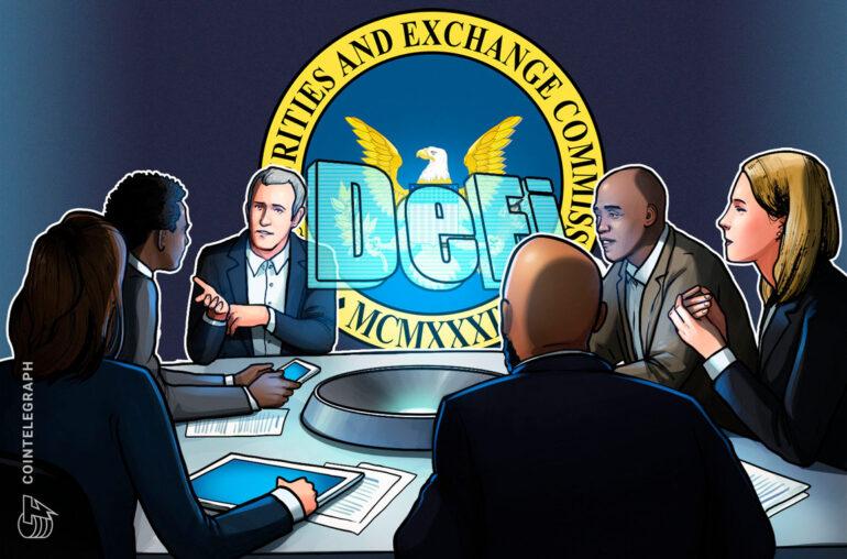 DeFi proporcionará una buena prueba regulatoria para la SEC, dice el comisionado Peirce