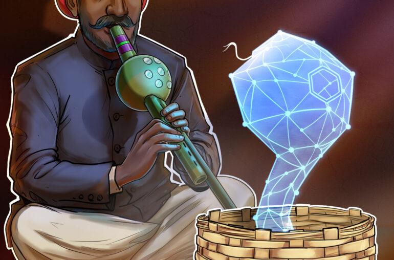 El banco central de la India está 'muy involucrado' con el proyecto de moneda digital