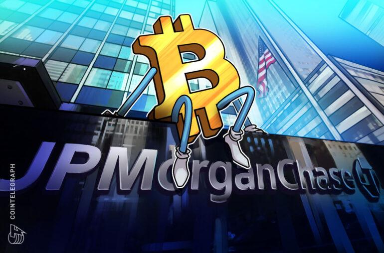 El informe de JPMorgan respalda la asignación del 1% a Bitcoin como cobertura