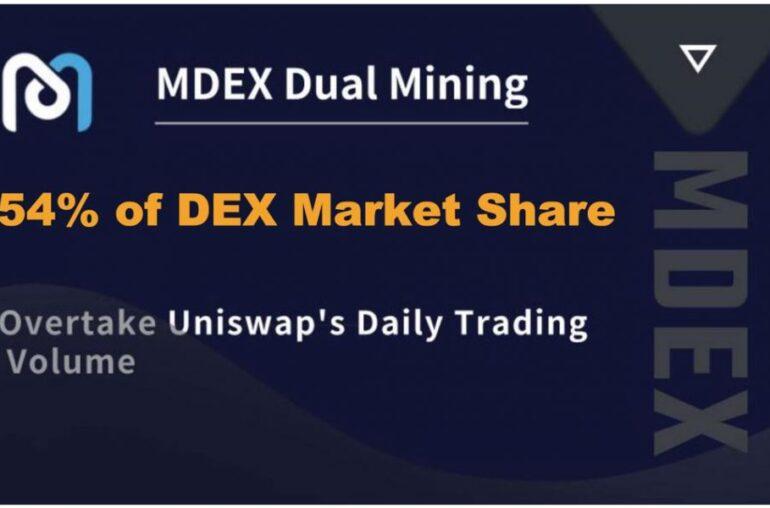 MDEX se dispara en el entorno DEX