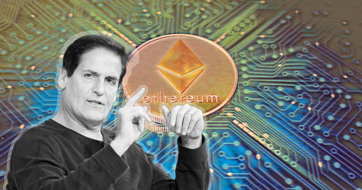 Billionaire Mark Cuban talks about Aave, SushiSwap, and DeFi