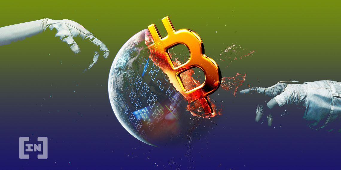 Reducción a la mitad de Bitcoin