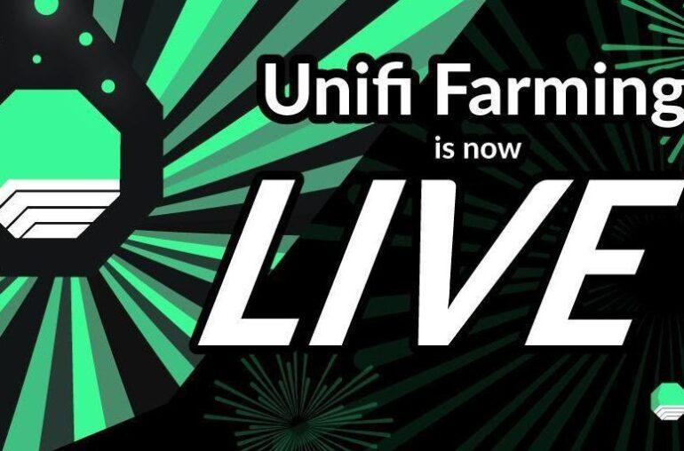 Unifi Farms Beta se lanza en el protocolo Unifi para ser pionero en la agricultura sin participación