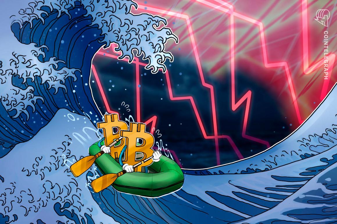 La venta masiva de Big Tech y el aumento del rendimiento del Tesoro fijan el precio de Bitcoin por debajo de $ 50K