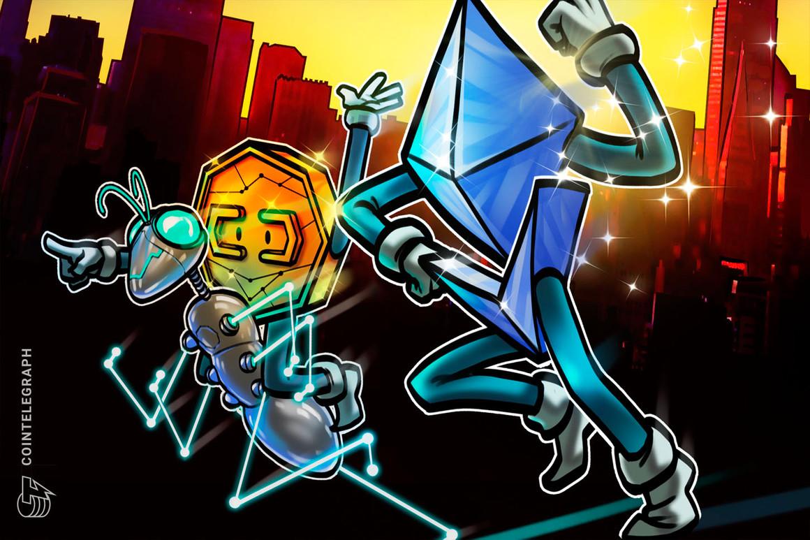 ¿Qué asesino de Ethereum?  Los datos en cadena muestran que las redes de la competencia todavía están rezagadas