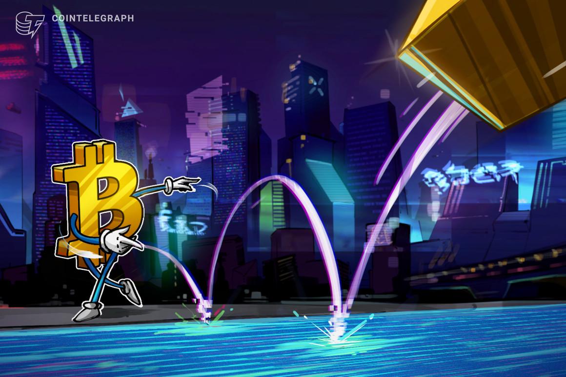 Bitcoin 'haciendo a un lado' el oro como reserva de valor: estratega senior de Bloomberg