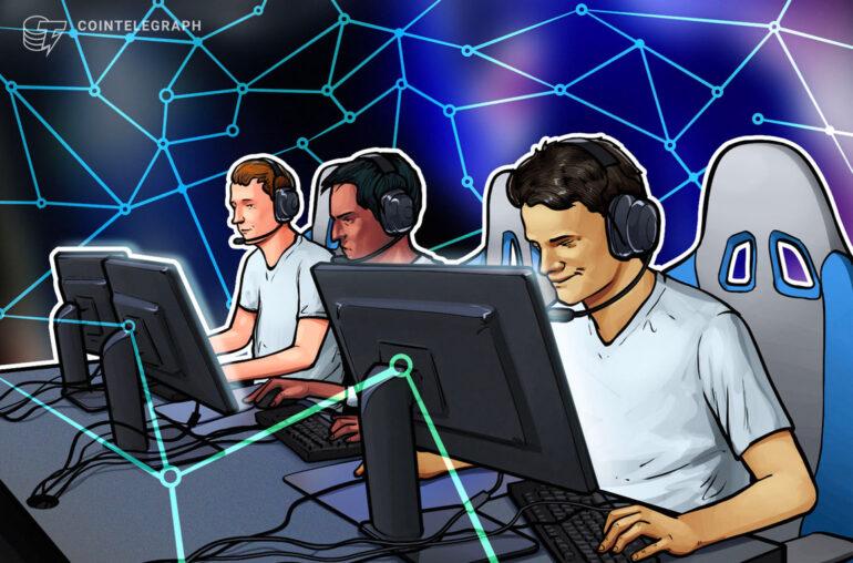 La serie de torneos de deportes electrónicos descentralizados busca llevar a los jugadores tradicionales a las criptomonedas