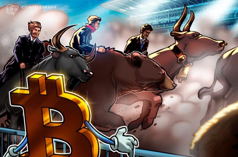 Los traders profesionales evitan los largos de Bitcoin mientras observan con cautela el fortalecimiento de DXY