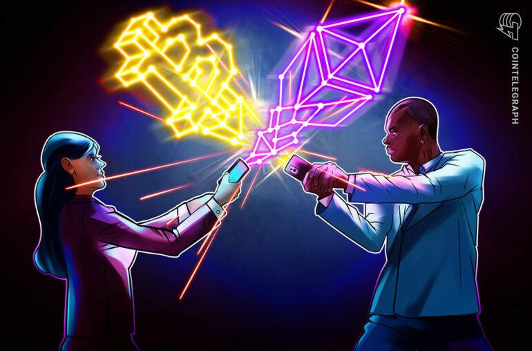 Ethereum vs.Bitcoin: ¿ETH / BTC acaba de tocar el fondo cuando Ether mira $ 2K?