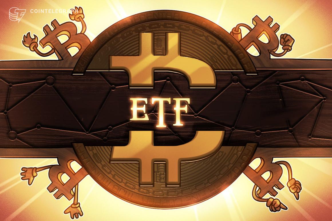 La presentación de ETF de Bitcoin de WisdomTree se une a los aspirantes que compiten por la aprobación