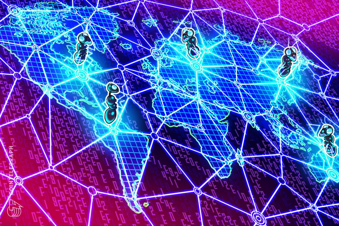 Los tokens de la cadena de suministro obtienen ganancias de tres dígitos a medida que la economía global se recupera