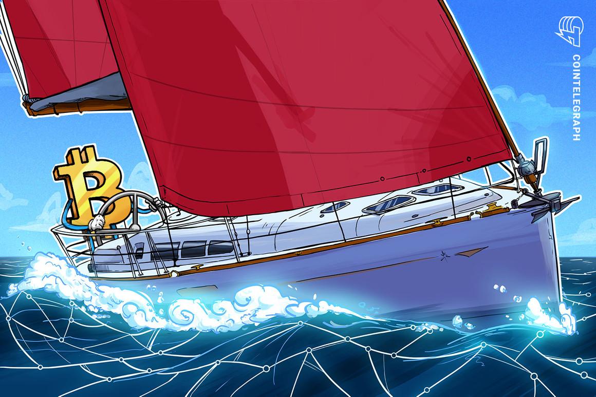 Bitcoin ahora es el premio para este evento de navegación.