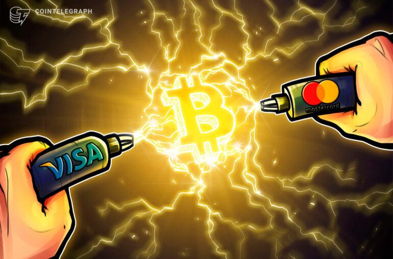 Bitcoin ahora vale más que Visa y Mastercard combinadas