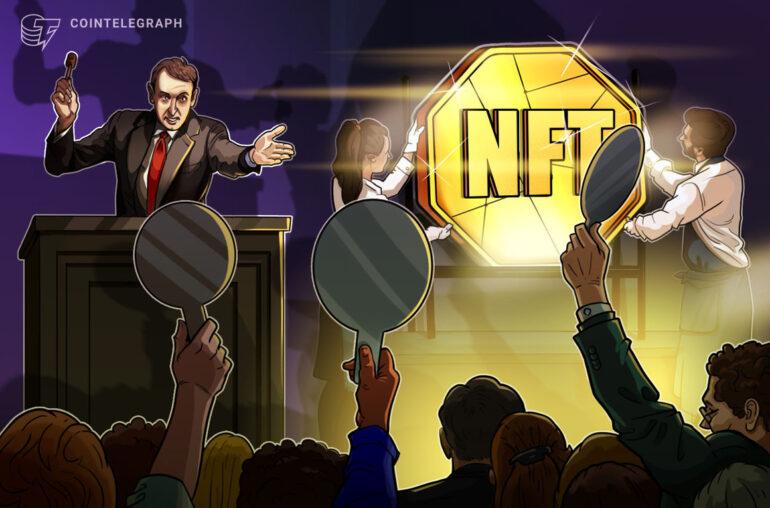 La casa de subastas de Sotheby's se está metiendo en el juego de NFT