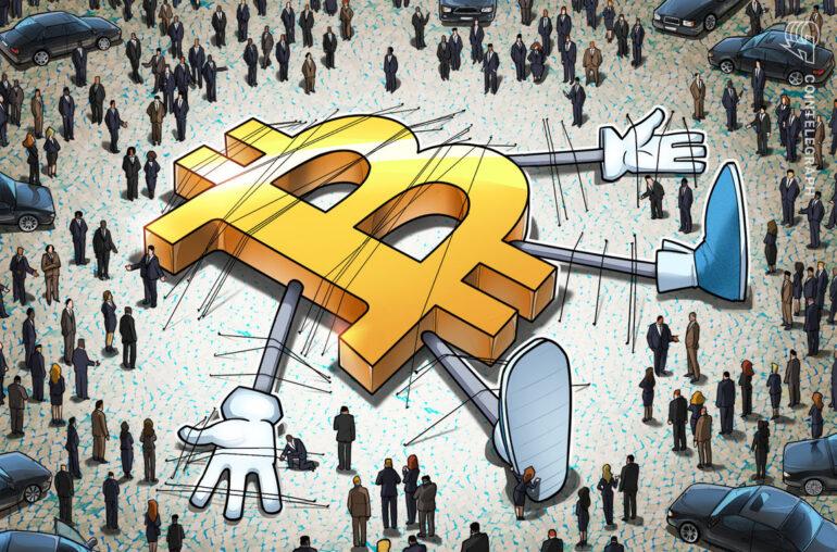 El precio de Bitcoin se desliza un 5% después de no romper los $ 60K: aquí está el por qué