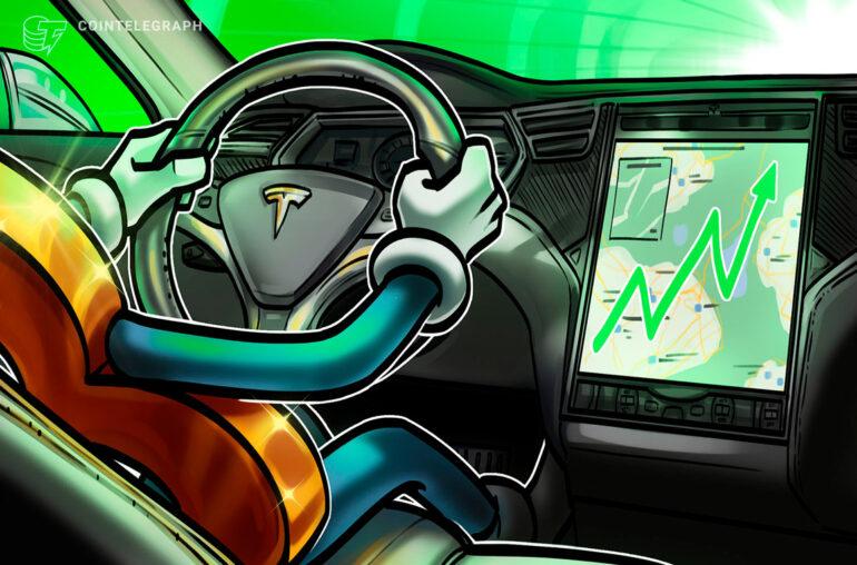 Elon Musk dice que Tesla ahora acepta Bitcoin de clientes estadounidenses
