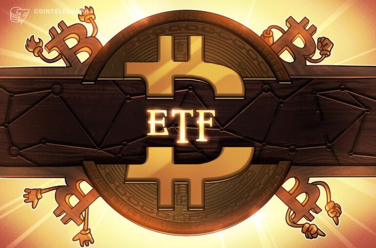 El gigante de la gestión de activos Fidelity archiva para el ETF de Bitcoin