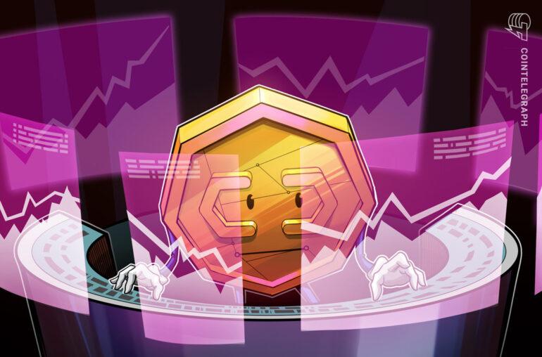 El precio del token Theta se hunde un 25% durante la noche después del retraso de la red principal