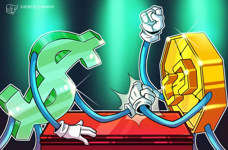 El ex funcionario de la OCC dice que las criptomonedas tienen respaldo, pero el dólar 'puede que no'