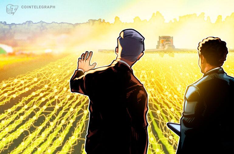 Una startup suiza lanza un piloto de comercio de granos tokenizado