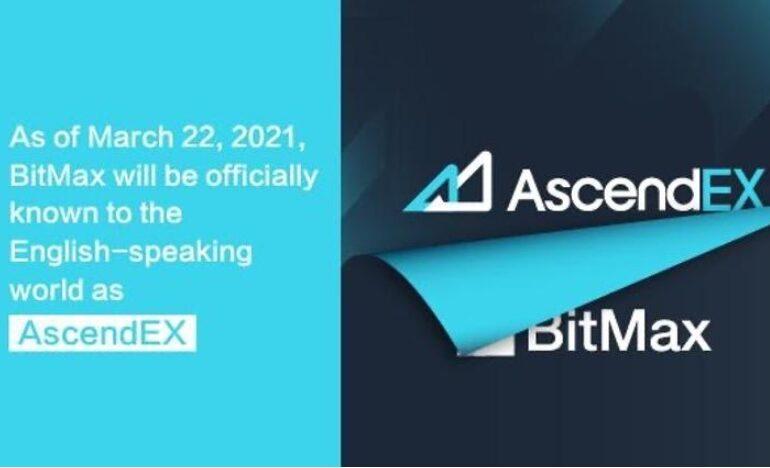 BitMax se relanza como AscendEx - AMBCrypto