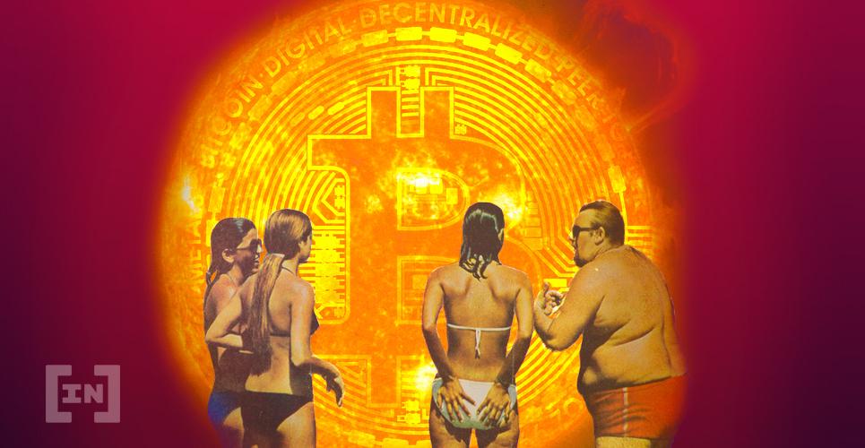 Bitcoin BTC oro