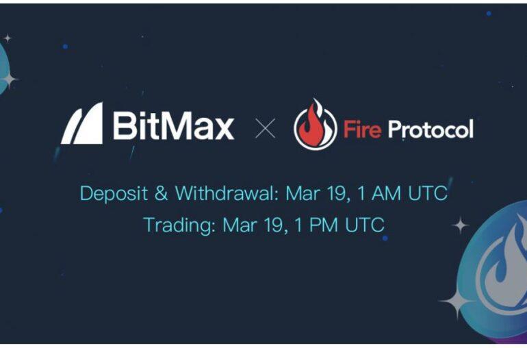 Protocolo de incendio para listar FUEGO en BitMax