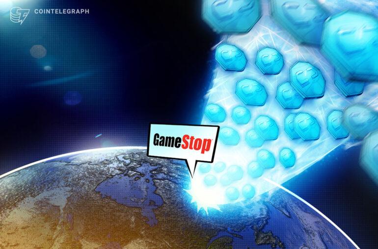 GME cae un 14% mientras GameStop anuncia planes para vender hasta 3,5 millones de acciones