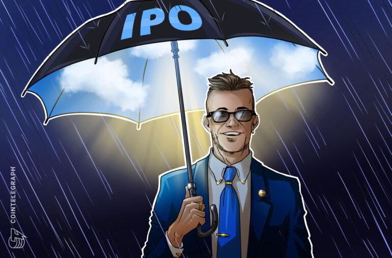 INX, emisor de criptomonedas registrado en la SEC, cerrará la OPI en abril