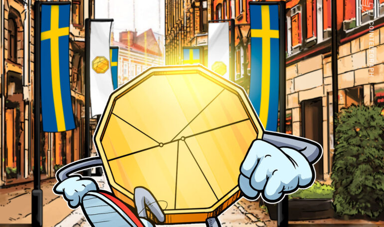 El banco central de Suecia completa la primera fase del piloto de moneda digital