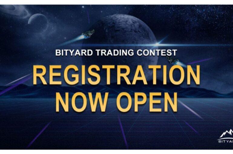 Bityard, el exchange de criptomonedas con sede en Singapur, lanzará su primer concurso de comercio global