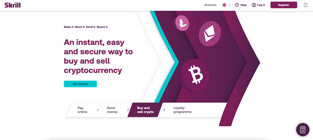 Buy Crypto with a Globally Trusted Financial Brand