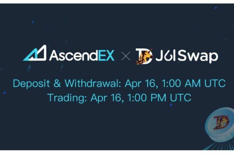 JulSwap se incluye en AscendEX