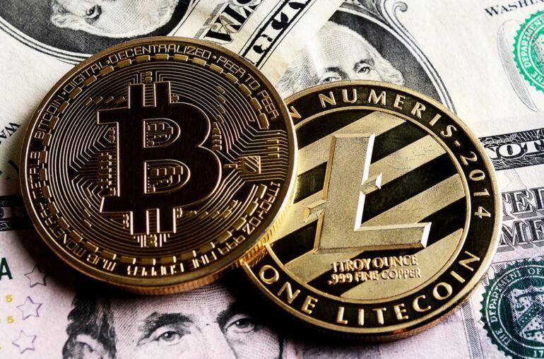 bitcoin litecoin crypto