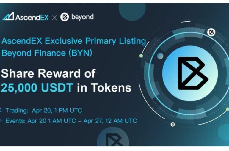 Más allá de las listas de finanzas en AscendEX