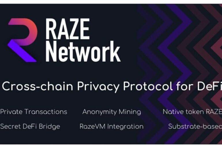Raze Network completa el evento triple IDO y balanceador LBP