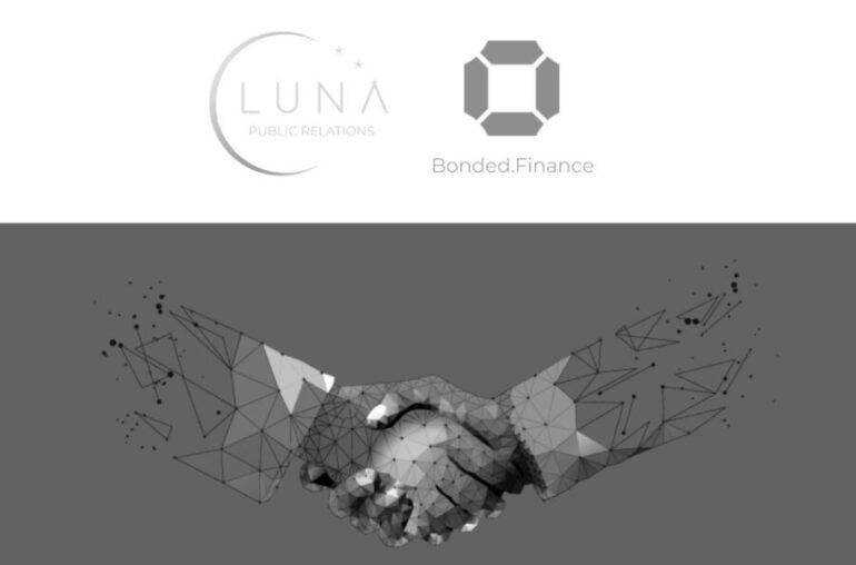 Bonded.Finance se asocia con Luna PR