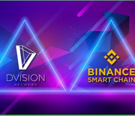 Dvision Network para implementar el token BEP-20 en Binance Smart Chain