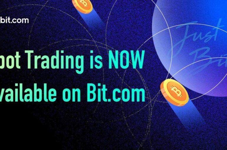 Derivatives Exchange Bit.com agrega soporte para el comercio al contado