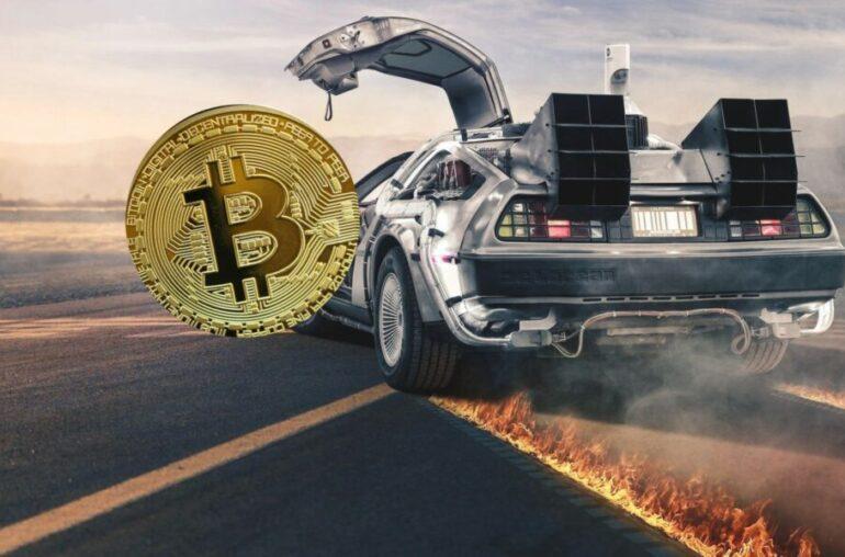 El caso de Bitcoin de Regreso al futuro: 2013 ya sabía que esto sucedería ...