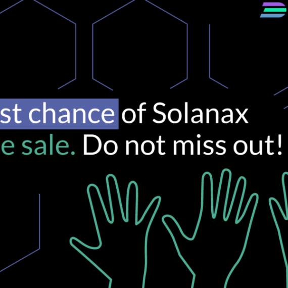 Última oportunidad de subirse al tren Lightning con las ventas privadas de Solanax