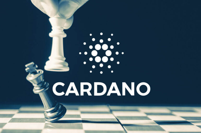 Cardano (ADA) retains its spot as the most 'staked' crypto