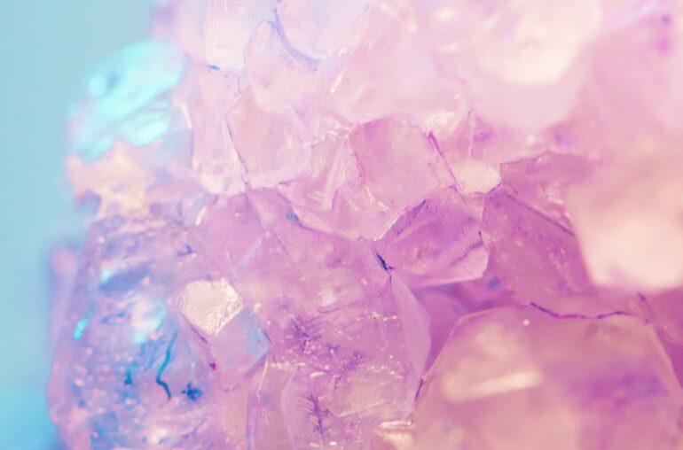 Van Valkenburgh, gems, pink quartz