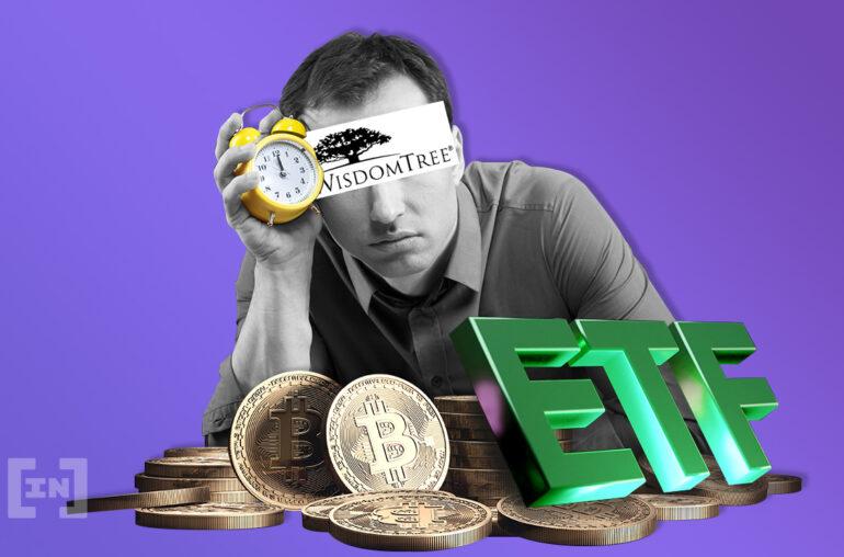 La SEC de EE. UU. Empuja a la caída de la decisión de WisdomTree Bitcoin ETF