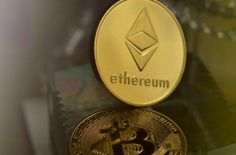 Ethereum puede estar avanzando poco a poco por delante de Bitcoin en esta carrera