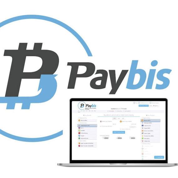 Paybis: intercambio regulado de servicios de negociación y liquidez